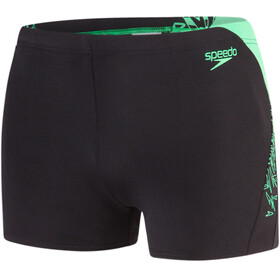 speedo Boom Splice Bathing Trunk Men black